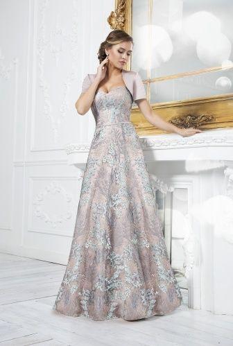 RB009B, Вечернее платье, Вечернее платье большого размера