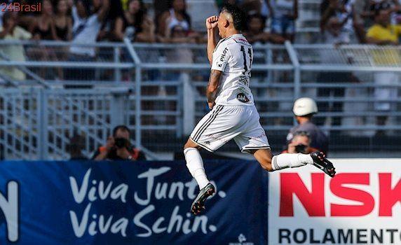 Lucca fez valer a 'lei do ex': Atacante da Ponte que pertence ao Corinthians faz gol em seu 'patrão'