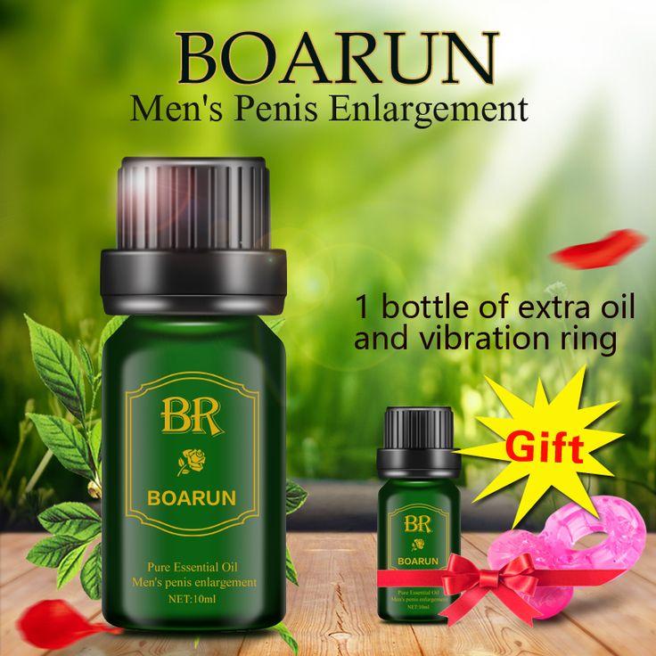 BOARUN Laki-laki permanen Pembesaran Penis Extender Pembesar meningkatkan herbal pertumbuhan Ekstensi Cream Produk Seks Pria