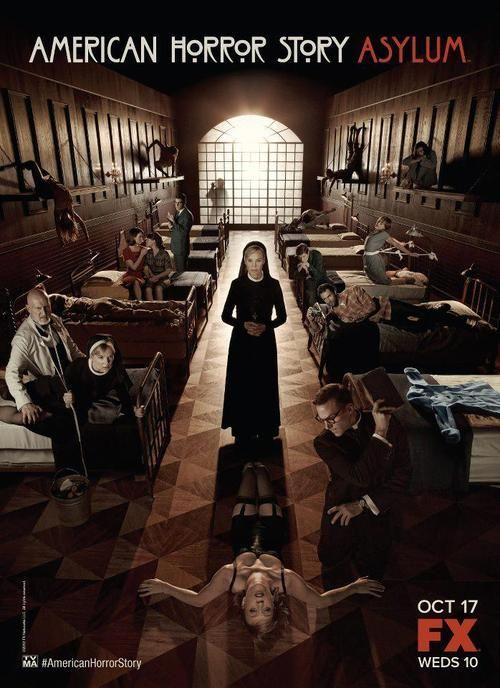 American Horror Story Saison 2 : Asylum