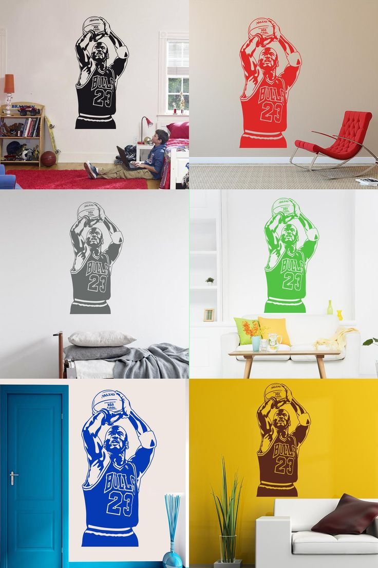 Best 25 michael jordan 2016 ideas only on pinterest michael visit to buy 2016 new design michael jordan wall sticker vinyl diy home decor amipublicfo Choice Image