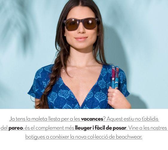 Beachwear en www.lamallorquina.es