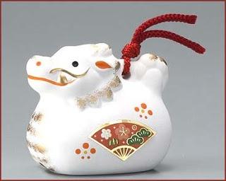 Tatsu no dorei 辰土鈴 clay bells