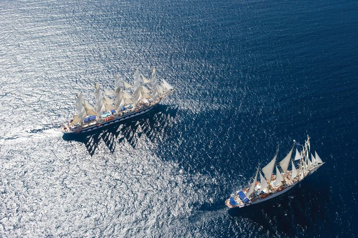 Kreuzfahrt: Kurze Auszeit unter weißen Segeln mit Star Clippers - https://www.reisecompass.de/kreuzfahrt-kurze-auszeit-unter-weissen-segeln-mit-star-clippers/