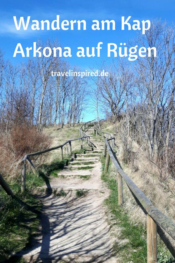 Die Rundwanderung zum Kap Arkona auf Rügen führt durch tolle Landschaft! Praktische Infos & Tipps findest du in unserem Reisebericht.