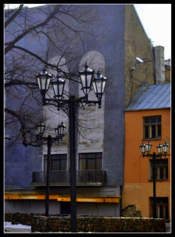 I have taken this foto in Riga. (Jaana Häggman, 2012).