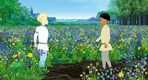 """Michel Ocelot - """"Azur et Asmar"""" (2006)"""
