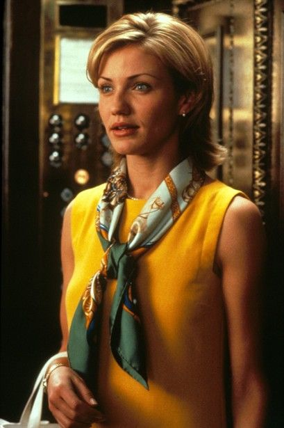 I was always partial to this late 90s look, a sheath paired with a scarf, sweater or pearls and ballet flats or slides.