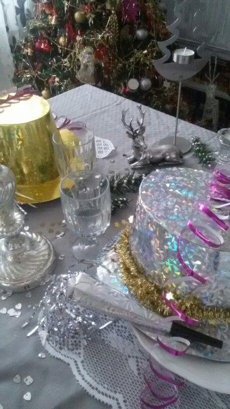 Dekoration New year , nuevo año