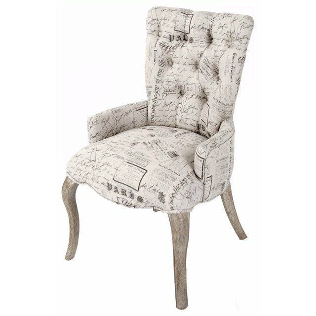 Attractive Occasional Chair   Iris Tufted Chair