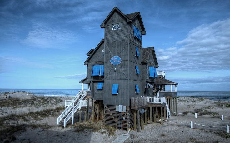 The Nights in Rodanthe House now a rental in the Outer Banks » Talk of the House