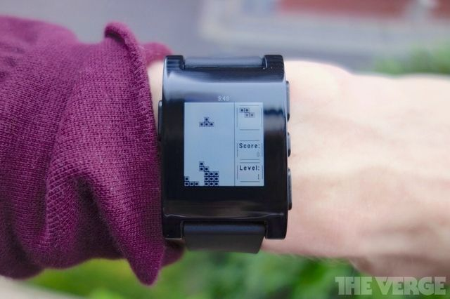 Play 'Tetris' on your Pebble smartwatch thanks to newSDK