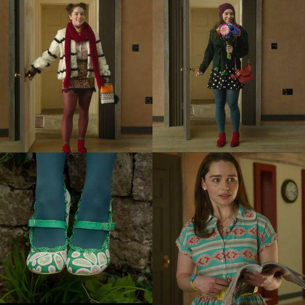 Louisa heeft een zeer speciale kleding smaak. Iedereen heeft er commentaar op maar dat maakt voor haar niets uit.