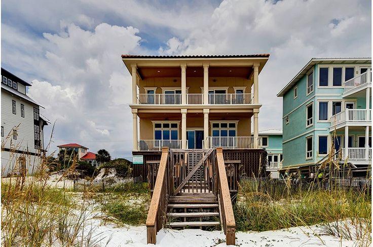Gulf Paradise House/Cottage rental in Destin Beach House Rentals in Destin Florida - #1
