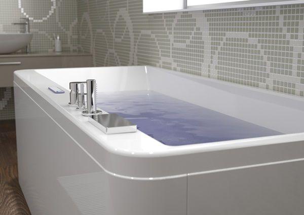 Slim Edge, la nuova #vasca Grandform dove il #design incontra il #benessere!