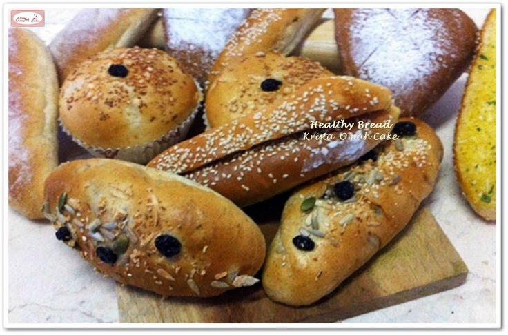 KRISTA MOCAF KITCHEN: Healthy Bread