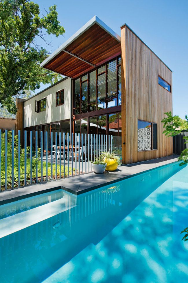 Love the pool fence