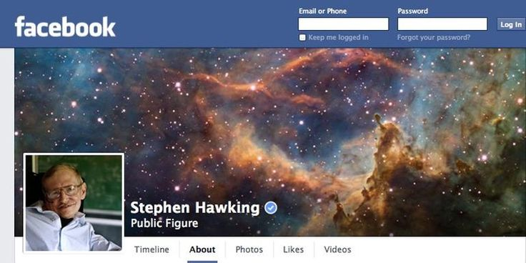Stephen Hawking joins Facebook, jokes about being an alien Paragon Monday Morning LinkFest