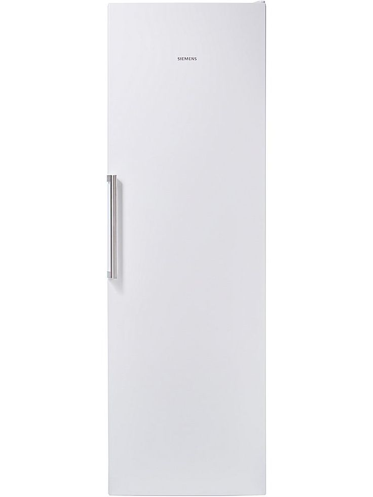 Siemens GS36NCW30 frys. Frysskåpet har en elektronisk temperaturstyrning och kontroll som läses av via LED-panelen.