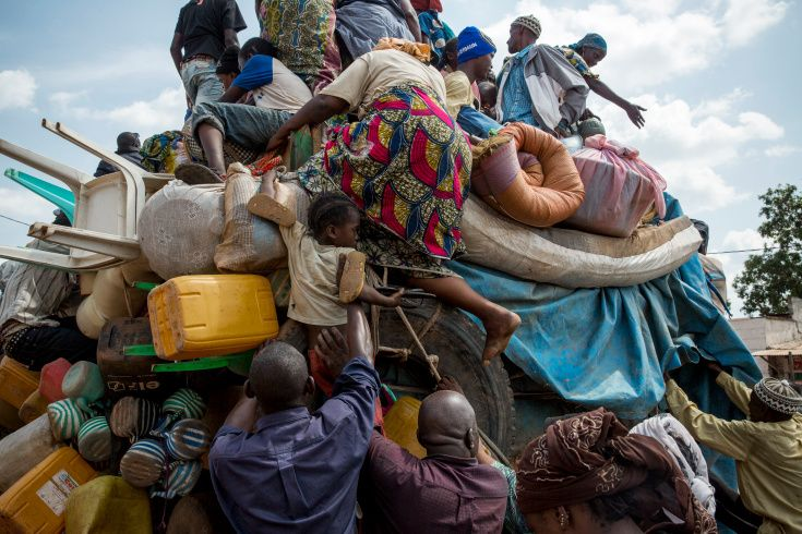 Amid the Atrocities: William Daniels Returns to Central African Republic