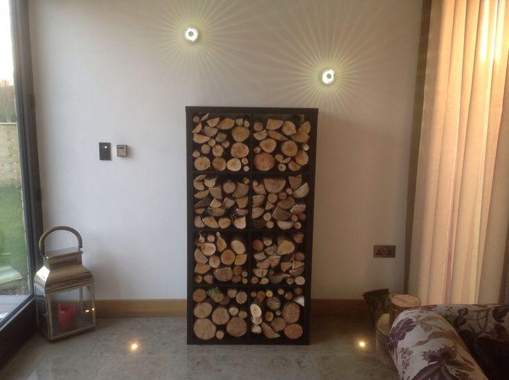 Best 25+ Indoor log storage ideas on Pinterest | Indoor ...