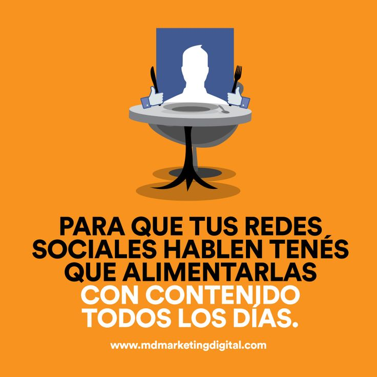 #RedesSociales www.mdmarketingdigital.com