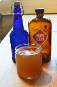 Kombucha bottling tips