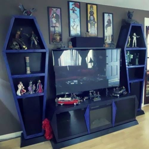 Entertainment Center 46 – é o melhor momento – #Centros #entertai … – você …   – Entertainment Center Ideas