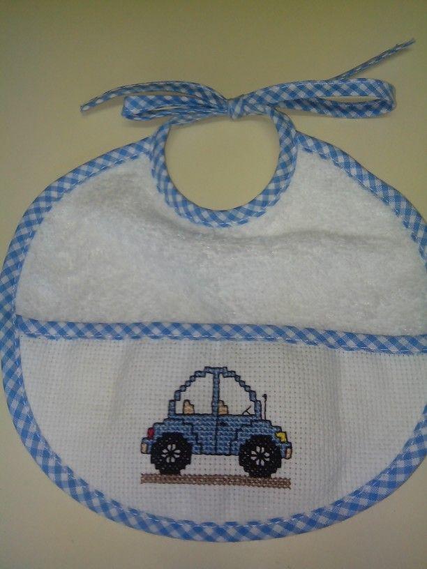 Litle car bib