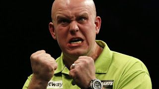 Dart Bets: The World Grand Prix Darts Final - Michael van Ger...