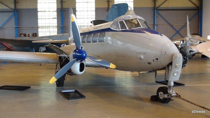 Cornwall Newquay Airport Classic aircraft museum