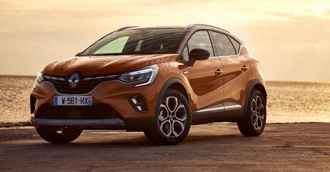 Renault Captur En 2020 Sensor De Luz Etiquetas Automoviles