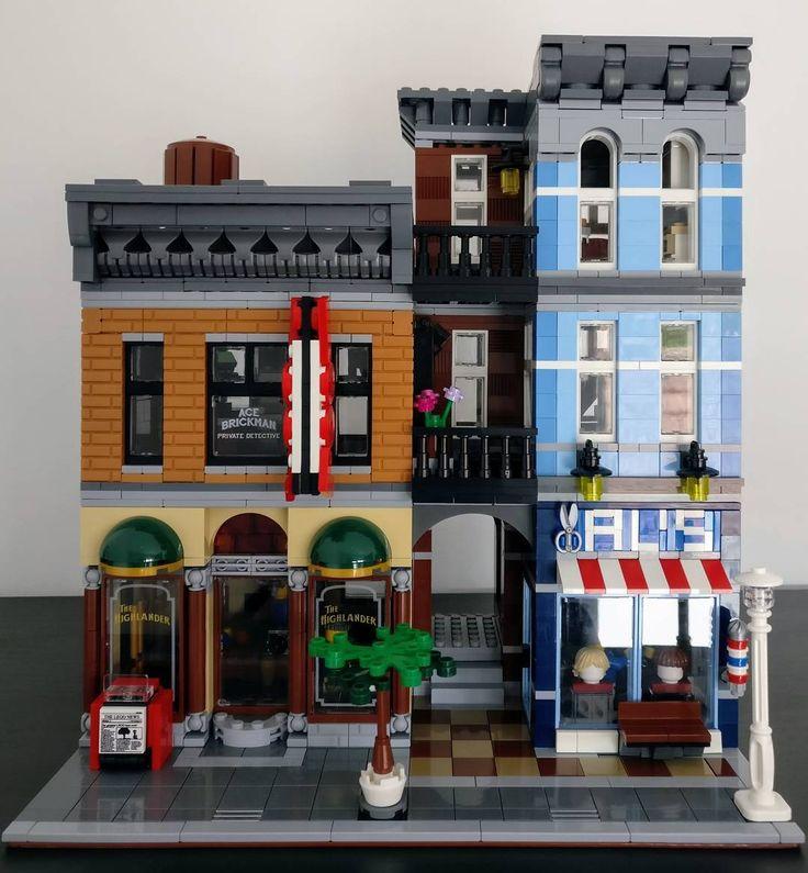 #detectiveoffice #lego #creator #city #legocity #legocreator #afol #instalei #instaafol #modular #modularbuilding #minifigs #minifigures #set #legominifigures #legophotography #legoafol #brickcentral #bricks #brick #bricknetwork #instaafol #instalego #legostagram #lego_hub #mycollection #toyphotography #photography #toy #wilsburg