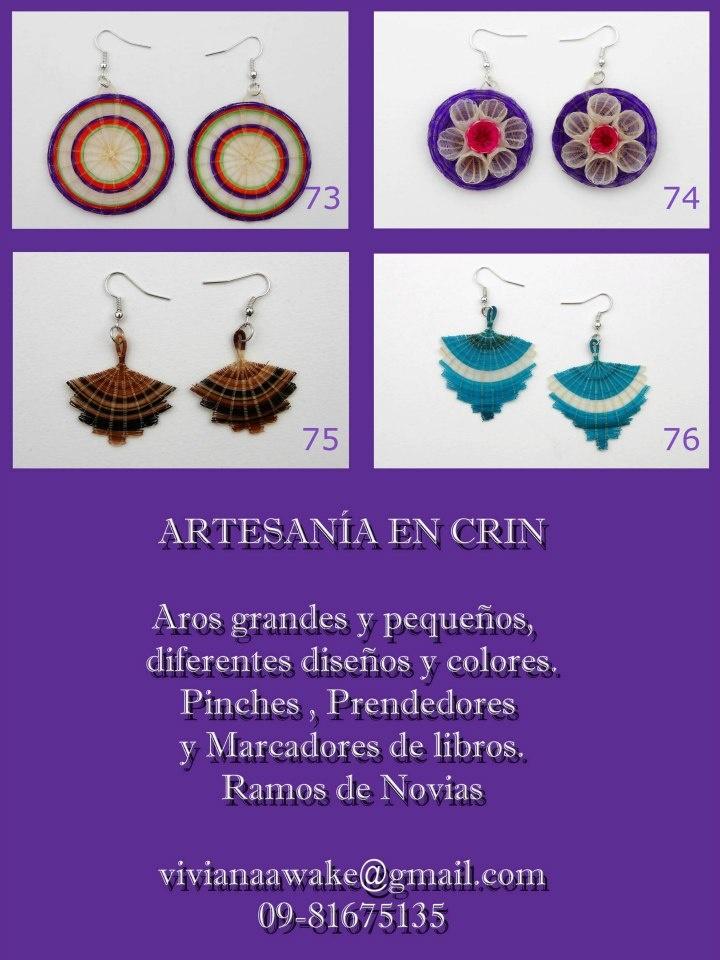Catálogo Artículos de Crin.