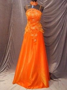 yes, I am going to have an orange formal dress. If it's the last thing I do :)