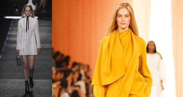 I due marchi francesi tra i più iconici nella storia della moda, concludono la Fashion Week con ultima tappa a Parigi, regalandoci le precoci novità .