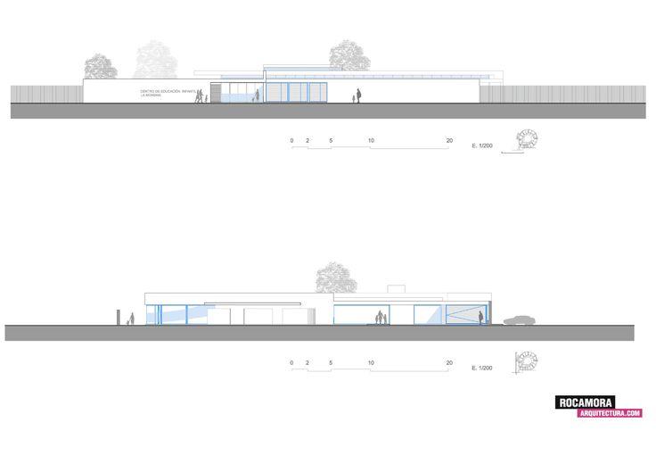 """Rocamora Arquitectura, David Frutos · Nursery School """"La Monsina"""""""