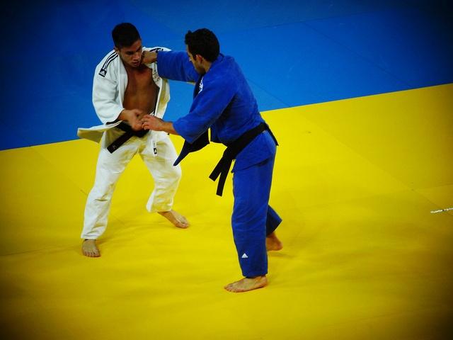Judo 柔道 Championnats de France de judo 2012 by FidiWik, via Flickr