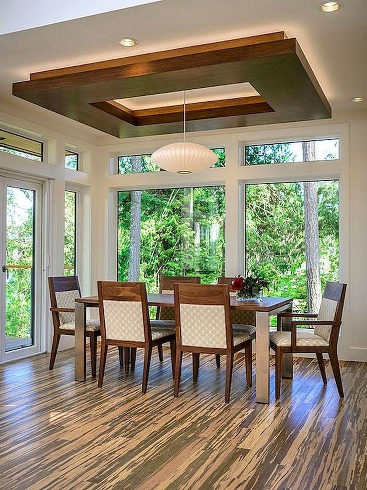 12+ Elegant Wooden Ceiling Lighting Ideas For Amazing Home ...