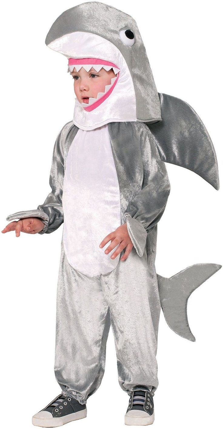 consider one of these shark halloween costumes for a fun and unique costume to wear this - Halloween Costume Shark