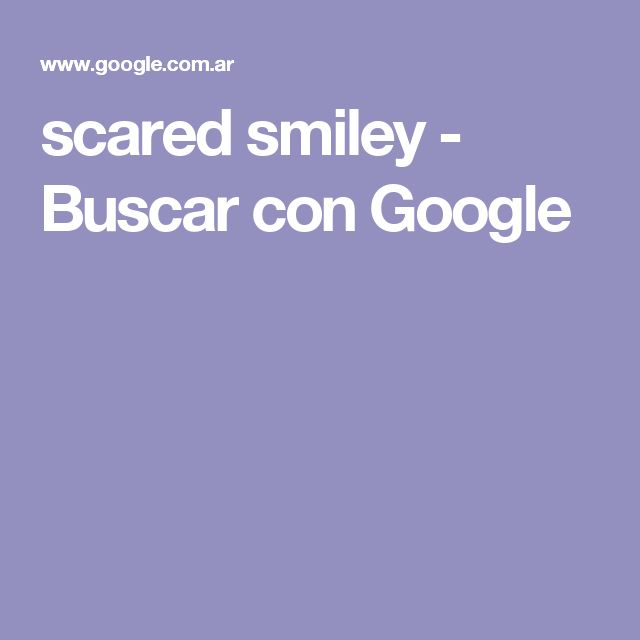 Scared Smiley   Buscar Con Google