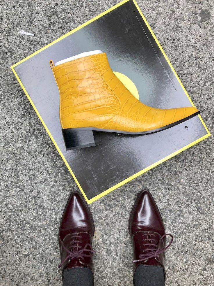 Buffalo em 2020 Sapatos sociais masculinos, Calçados