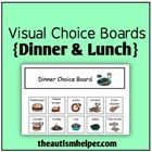 A visual choice board is a quick and easy way to provide children with limited communication skills the ability to express their wants and needs. T...