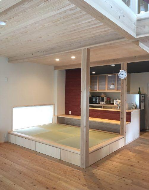 たった3畳の畳スペースが想像以上に大活躍!【丁寧な暮らしを楽しむ木の家つくり】   Sumai 日刊住まい