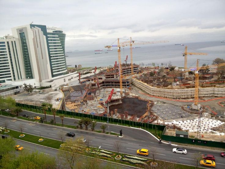 Şimdi Ataköy Sahili (2015) #istanbul #istanlook