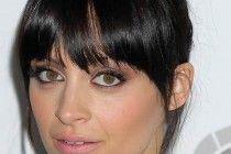 Nicole Richie Hairstyles Raven Hair Knot ~ http://www.haircutsforwomen.biz/beautiful-short-haircuts-for-dating/