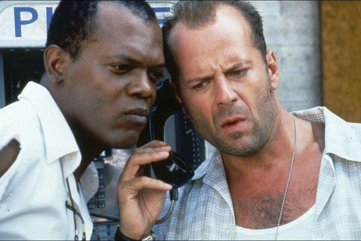 """L'acteur culte fête ses 60 ans - les films qui ont marqué la carrière de Bruce Willis - """"Die Hard 3 : une journée en enfer"""", 1995"""