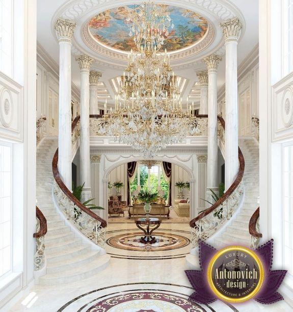 Enhance Your Senses With Luxury Home Decor Luxury Villa Design