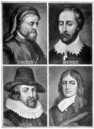 The socially open Elizabethan era enabled poets to write about humanistic as well as religious subjects.
