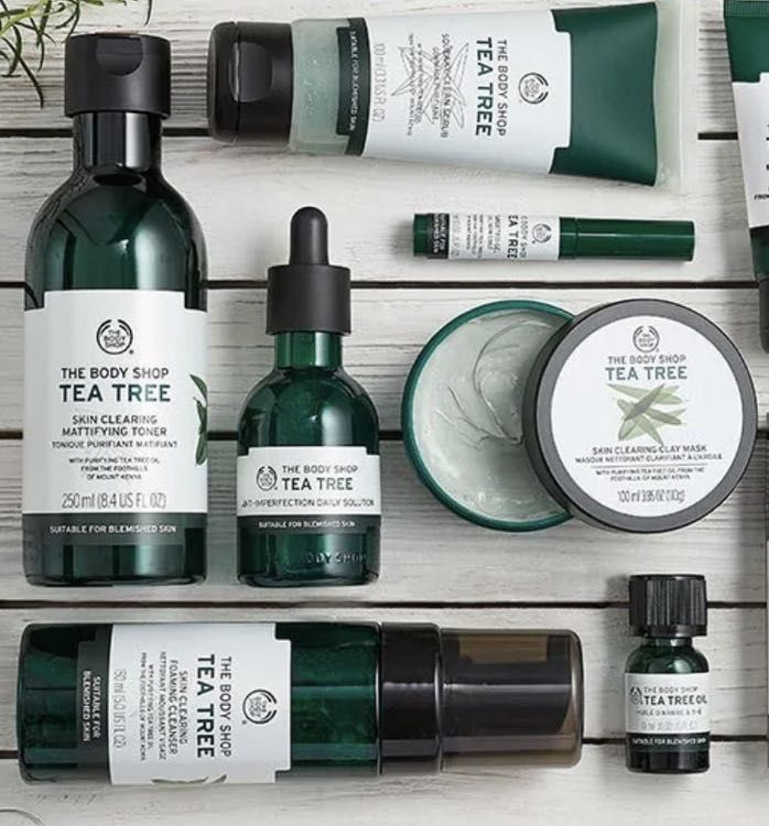 40 Brilliant Tween And Teenage Skincare Products Body Shop Tea Tree Body Shop Skincare Body Shop At Home